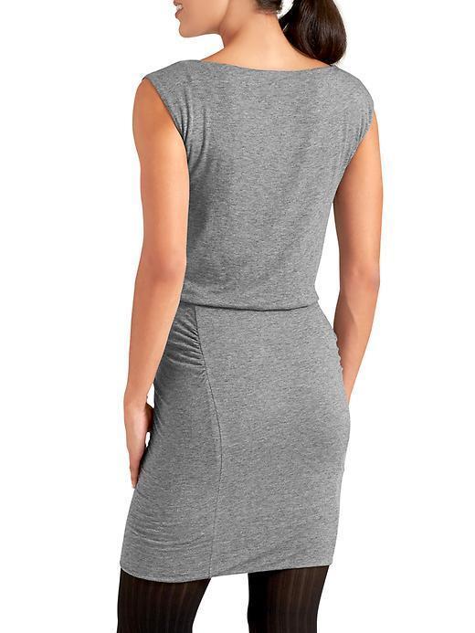 ATHLETA Westwood Dress, NWT, Size Large, Grey, Grey, Grey, Hard to Find Style  3566b2