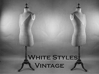 White Styles Vintage