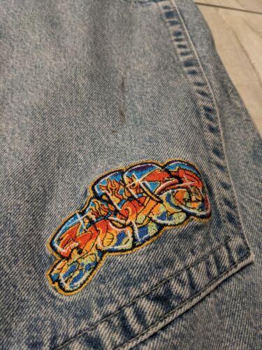 JNCO Burner Jeans 33 X 32