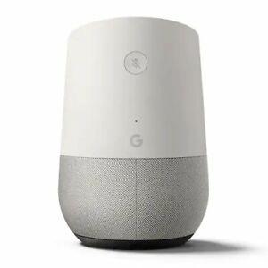 Google-Home-Smart-Speaker-Assistant-White-amp-Slate-BRAND-NEW