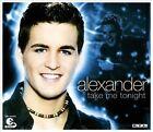 Take Me Tonight [Single] by Alexander Klaws (CD, 2003, BMG (distributor))