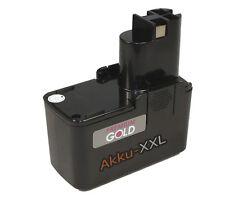 Bateria para destornillador de batería Bosch 12v para GSR psr NiMH 3.0ah