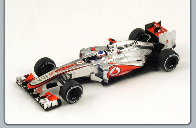 Spark S3049 -  MC LAREN MP4-27 n°3 1er GP F1 Brésil 2012 Jenson Button 1 43
