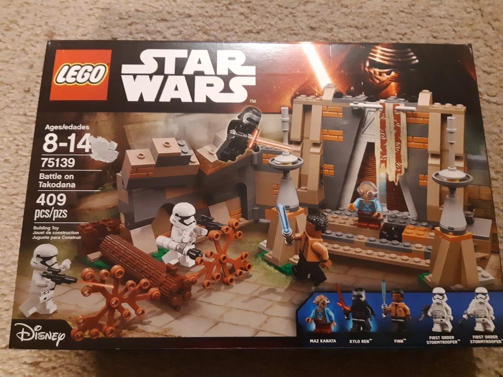 LEGO 75139 Battle on Takodana NEW