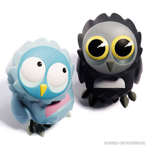 Coarsetoys Coarse OSie Blink Hoot and Hush Set SDCC 2012