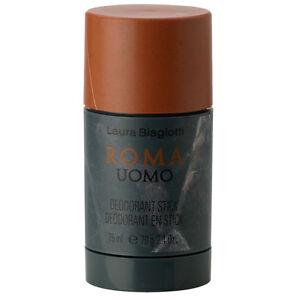 Laura Biagiotti Roma Uomo Deo Stick 75ml Deodorante 285beb7327d