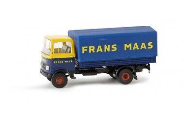 """#48516 - Brekina Mb Lp 608 Pp """"frans Maas"""" (nl) - 1:87-mostra Il Titolo Originale Impermeabile, Resistente Agli Urti E Antimagnetico"""