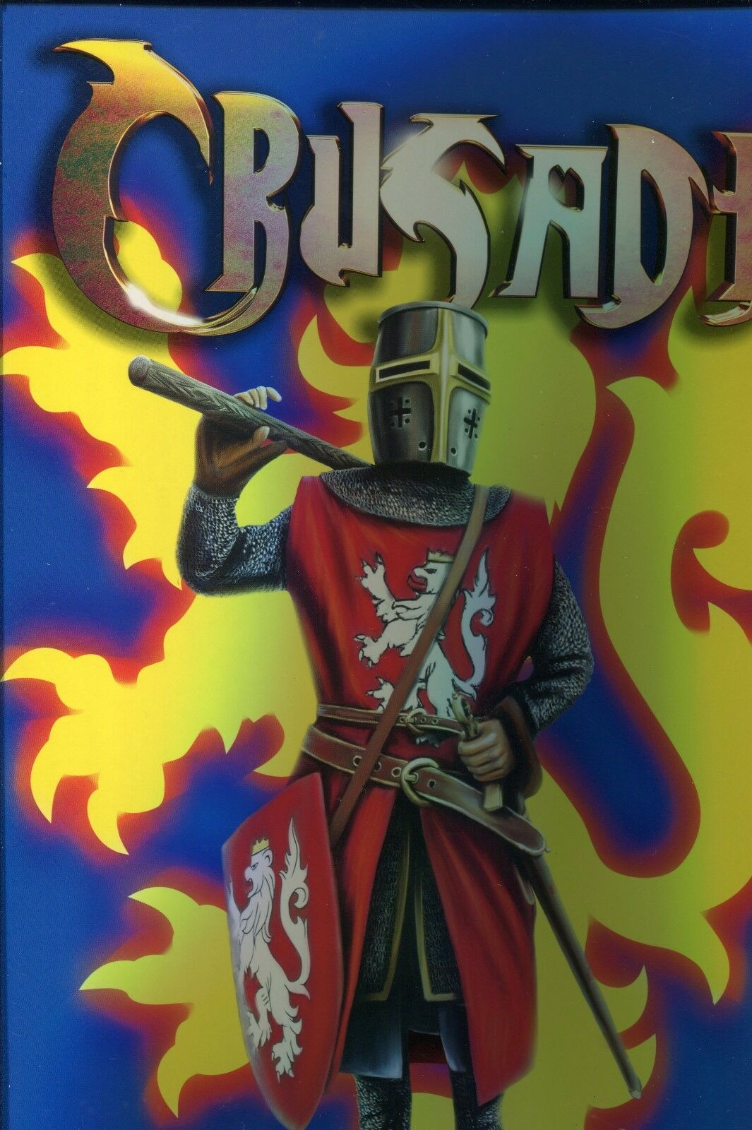 Crusader Knight - Sean Connery 1/6 scale