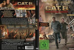 DVD CAT. 8 - WENN DIE ERDE VERGLÜHT - TEIL 1 + 2 - MATTHEW MODINE + MAXIM ROY *