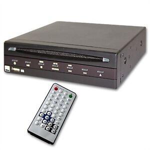 Dietz-85700-Car-Auto-KFZ-DVD-PLAYER-MP3-DivX-USB-Audi-BMW-Mercedes-Volkswagen-VW
