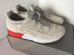 Concepts x ASICS Gel Lyte V 8 Ball h40fk 9998 Blow Off White Cream cncpts us11