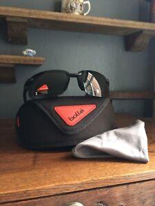49db95bb1a Image is loading Bolle-Bolle-Sunglasses-Flyair-Matte-Black-Polarized-TNS-