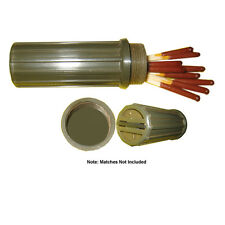 Tactical Military Survival Matches Tube & Striker