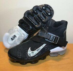 a435491b7e NEW Mens Nike Air Vapormax Premier Flyknit Sz 8 Black White AO3241 ...