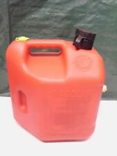 Blitz Easy Grip Gasoline Gas Can 2 Gallon 8oz Pre Ban Vented Pull Up Spout