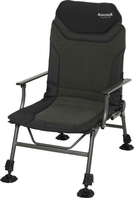 Anaconda Magist LCR Chair Karpfenstuhl von S/änger