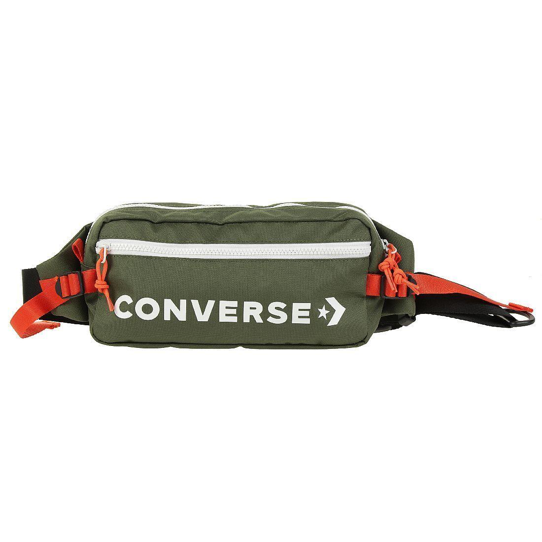 Converse Rápido Paquete Bolsa  de Cinturón Unisex verde 10006946  la mejor oferta de tienda online