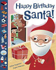 Happy Birthday Santa by Gillian Rogerson (Hardback, 2005)