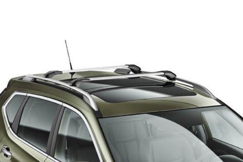 2014 /> Roof Bars Models with Roof Rails KE7324C010 Nissan X-Trail