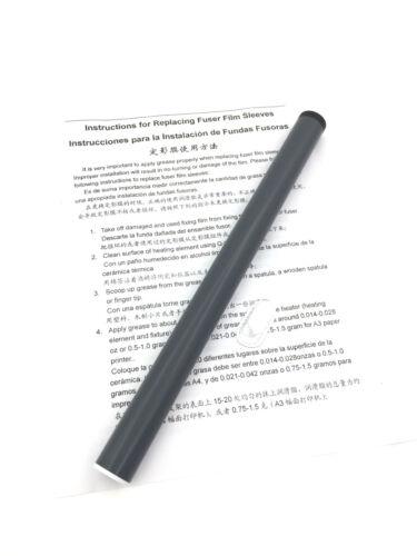 ORIGINALE Nuovo HP 1000 1200 1300 1220 1300 P2015 P2014 FUSORE Pellicola Sleeve RG9-1493