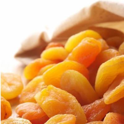 500g getrocknete Aprikosen ungezuckert - Premiumqualität vom Achterhof
