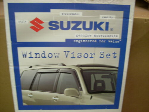 990B0-64001 SUZUKI EQUATOR KING CAB VENT VISORS