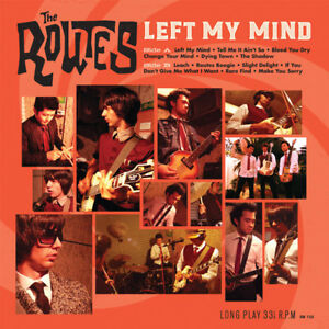 THE-ROUTES-LEFT-MY-MIND-DEAD-BEAT-RECORDS-VINYLE-NEUF-NEW-VINYL-LP