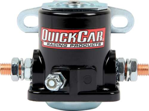 QuickCar Racing Heavy Duty Remote Firewall Mount Starter Ignition Solenoid