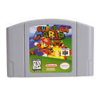 Super Mario 64 -Nintendo 64 New Hot Game (Nintendo 64, 1996) Cartridge For N64