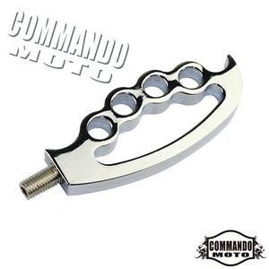 1-PC-Chrome-Aluminum-3-8-034-Shifter-Peg-For-Harley-Davidson-883R-883L-48-Sportster