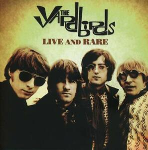 Yardbirds-Live-and-Rare-4-CD-amp-DVD-All-Regions-NTSC-NEW