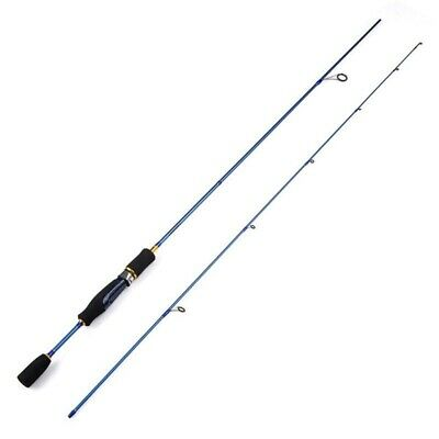 Flexible UL Spinning Rod 1.58m-1.8m 0.8-5g Lure Weight Ultralight Spinning Rods