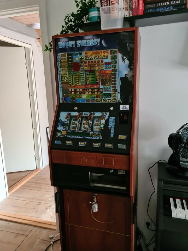 DAE, spilleautomat, God