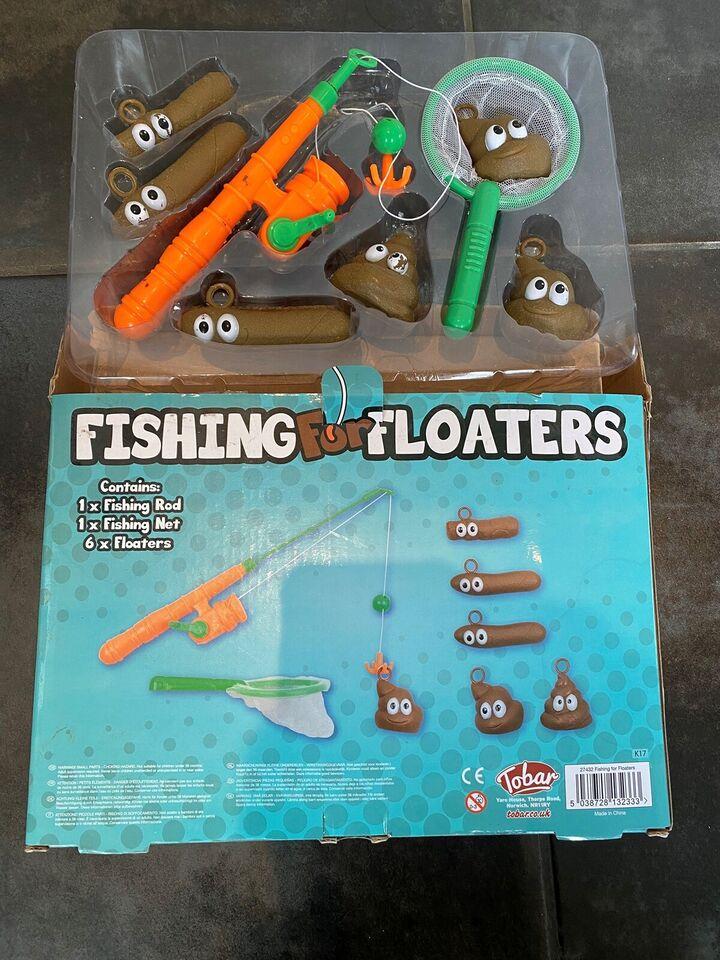 Badelegetøj, Fishing for Floaters