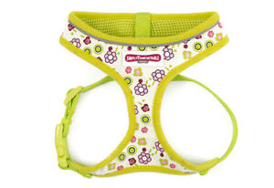 Ancol-Comfort-Soft-Mesh-Flower-Padded-Adjustable-Dog-Puppy-Harness