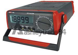 Automotive Digital Multimeter : New ut uni t bench type digital multimeter automotive