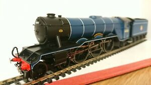 RARE-Hornby-R3627-Early-BR-Class-A3-034-FLYING-SCOTSMAN-034-60103-in-BLUE-DCC-Ready
