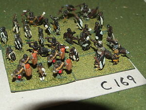 15 Mm Colonial/zulu - 30 Infanterie-inf (cl169)-afficher Le Titre D'origine Dans La Douleur