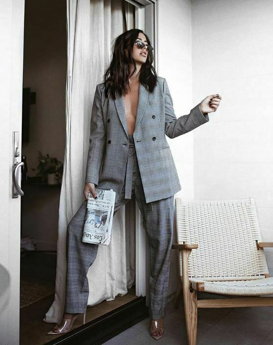 Nouveau BCBG MAX AZRIA Houndstooth Paperbag Größe Pantalon CEG2H303 Größe S 228.00