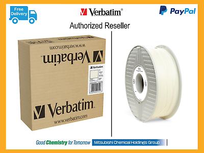 Transparent 3d Printer Filament Fine Quality Devoted Mitsubishi Verbatim 55950 Pp 1.75mm 500g Computers/tablets & Networking