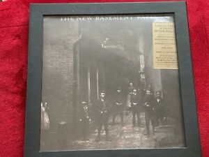 The New Basement Tapes Lost on The River Vinyl+Cd+prints Box set