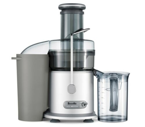 Breville JE98XL The Juice Fountain Plus Juice Extractor 110 Volts