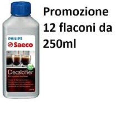 Confezione 12 decalcificanti saeco 21002053 kit Philips CA6700 10