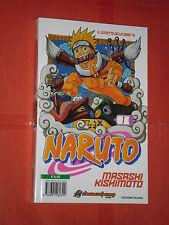 NARUTO-SERIE ROSSA-SENZA ANGOLO VERDE- N°1 - DI:MASASHI KISHIMOTO-PANINI COMICS