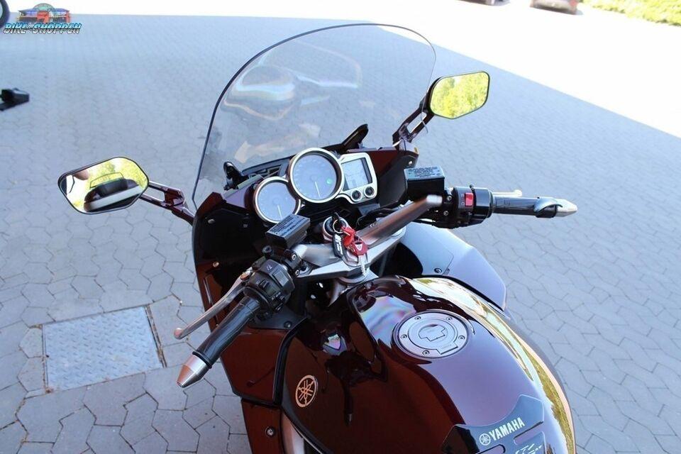 Yamaha, FJR 1300, ccm 1300