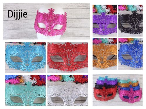 Masquerade Fancy Dress Ball Eye Mask Photo Booth Fun