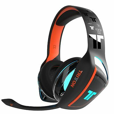 Tritton ARK 100 Stereo Gaming Headset für Xbox One und Nintendo Switch, schwartz