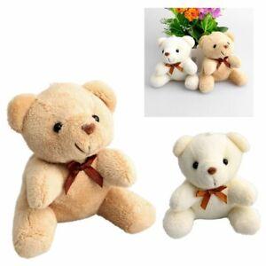 Mini-Peluche-Osos-De-Peluche-10-un-Suave-Decoracion-pequenos-juguetes-clave-colgante-regalo-de-bodas