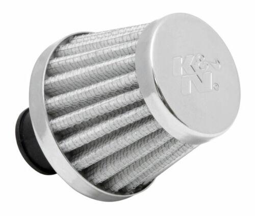 K/&N 62-1600WT-L Vent Air Filter Multi Lingual