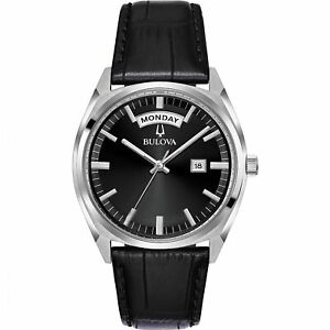 Bulova-96C128-Men-039-s-Dress-Collection